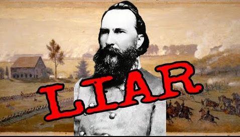 Longstreet the Liar